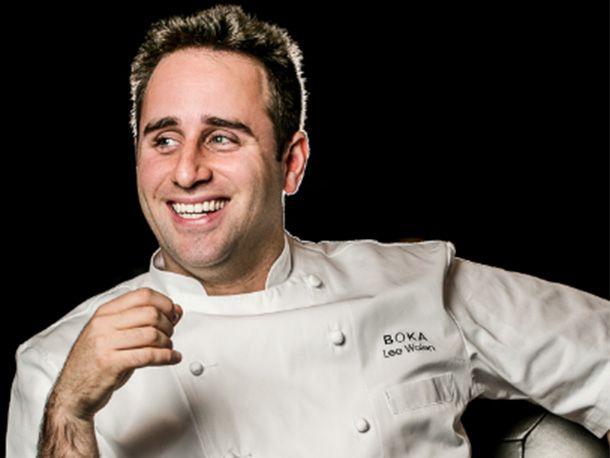 Chef Lee Wolen