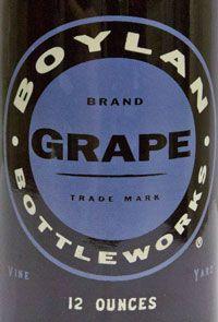 Boylan Grape Soda