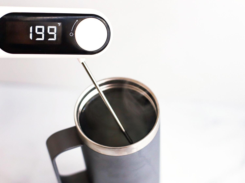 Heat Test for Travel Mug