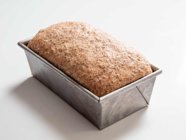 proofing multigrain bread