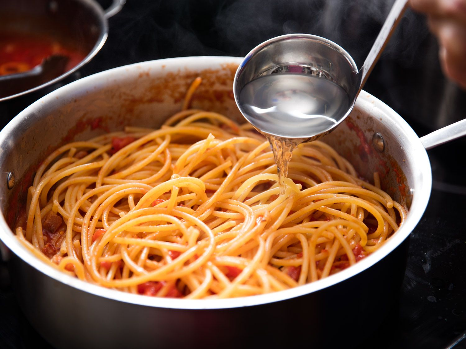 Does Adding Pasta Water Really Make a Difference