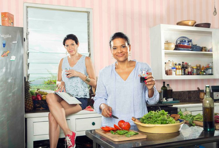 a photograph of Michelle Rousseau and Suzanne Rousseau, contributing writers at Serious Eats
