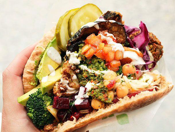 A Big, Big Sandwich