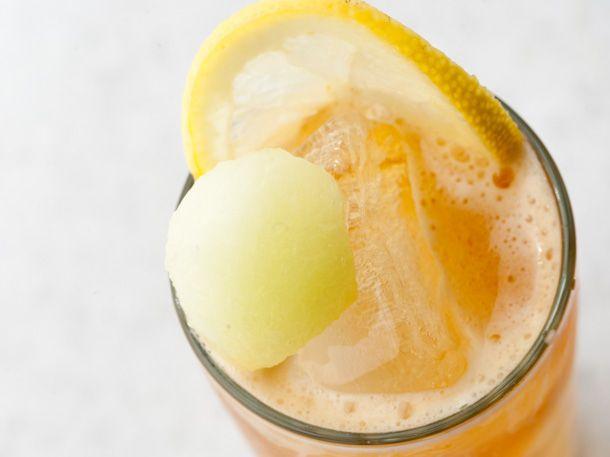 Pimm's Melon Punch cocktail