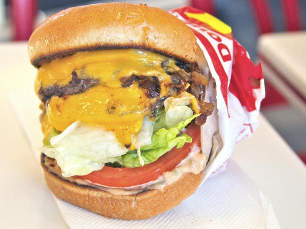 Double-Double, Animal Style In-N-Out