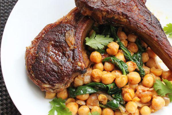 20130323-skillet-suppers-lamb-chops-chickpeas2.jpg