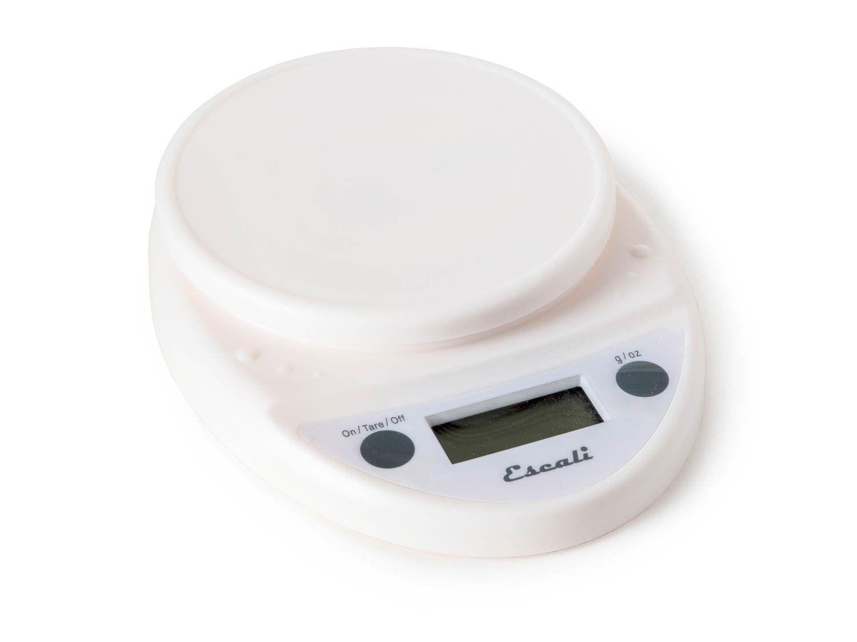 Escali Primo Digital Kitchen Scale.