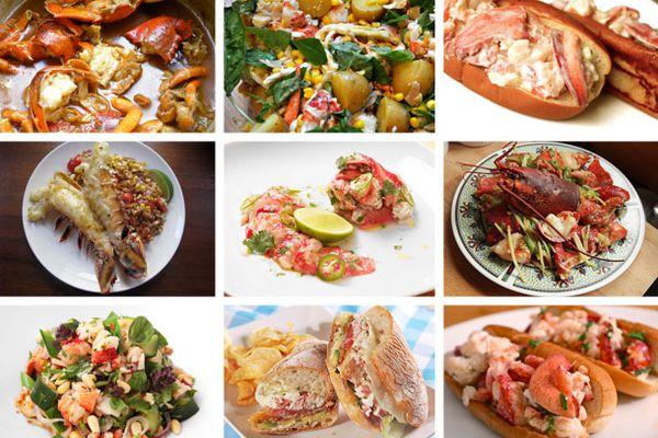 Lots O' Lobster!
