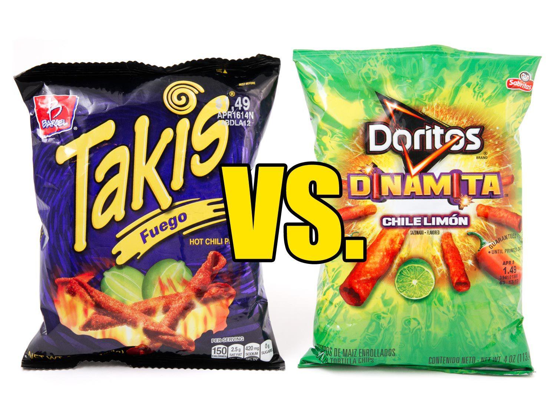 Dynamite Takis