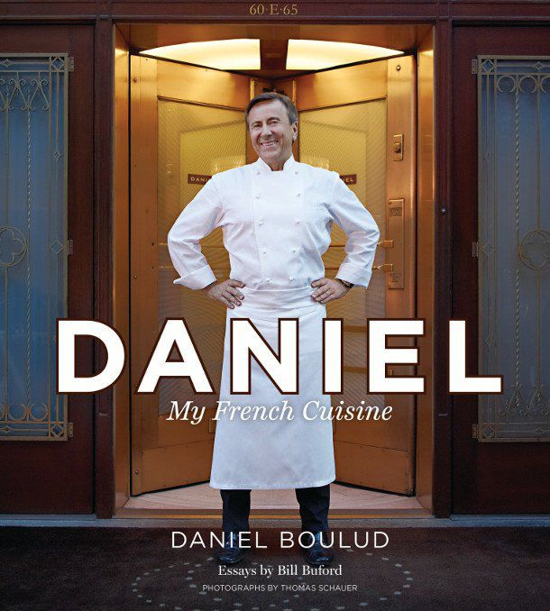 Daniel: My French Cuisine cover