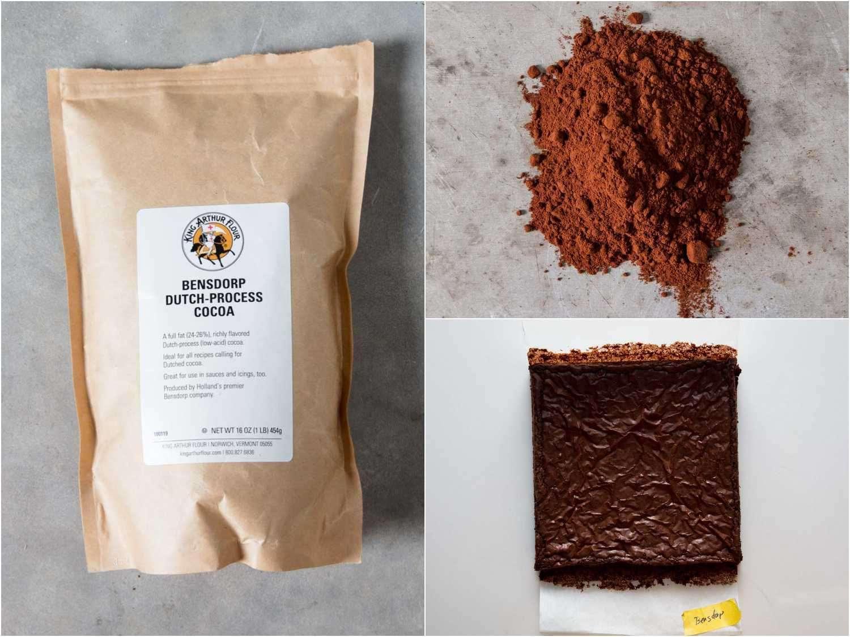 Bensdorp Dutch-process cocoa