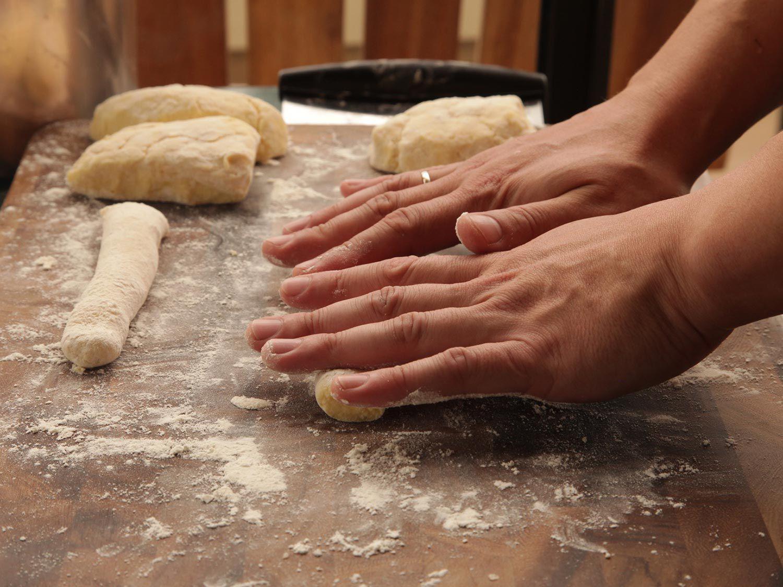 Gnocchi Recipe With Ricotta And Flour.Quick And Easy Homemade Ricotta Gnocchi Recipe