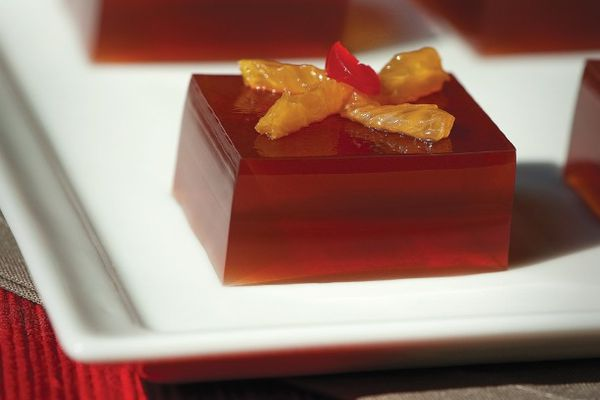 Old fashioned jelly shot