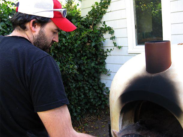 Matt Pizza Obsessive Oven