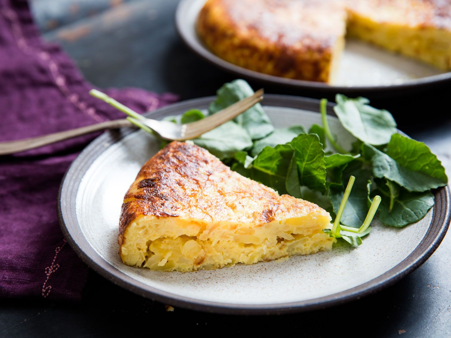 Tortilla Española (Spanish Egg and Potato Omelette) Recipe