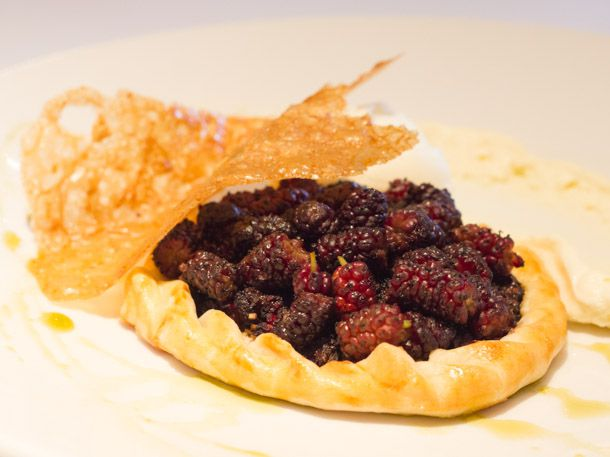 Mulberry Galette