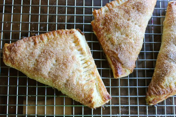 Puff Pastry Apple Turnover