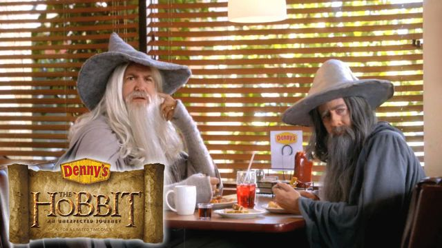 Welcome to Middle-Earth's Diner