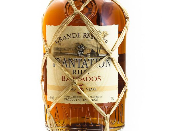 Plantation Grande Reserve Barbados Rum is on our list of great tasting rum for under $20.