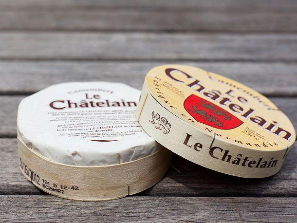 Le Châtelain Camembert