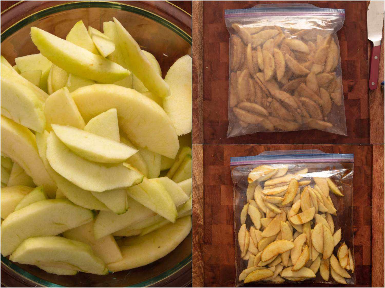20201031-sweet-potato-apple-pie-vicky-wasik-macerating-apples