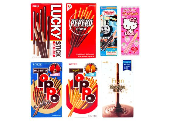 other brands of chocolate covered biscuit sticks