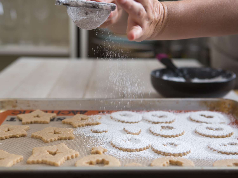 Step 7: Cool, then Sugar Top Cookies
