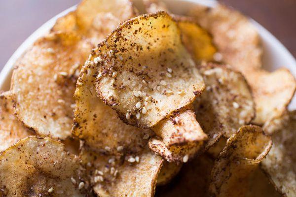 Za'atar Potato Chips
