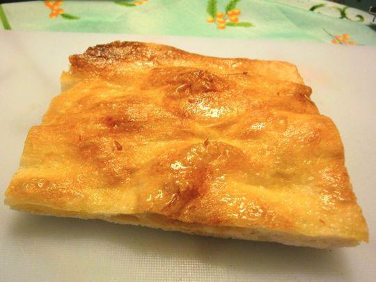 Forno Campo de' Fiori Pizza Bianca