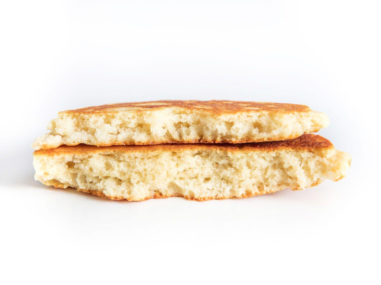thin vs thick pancakes