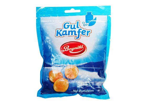 Gul Kamfer