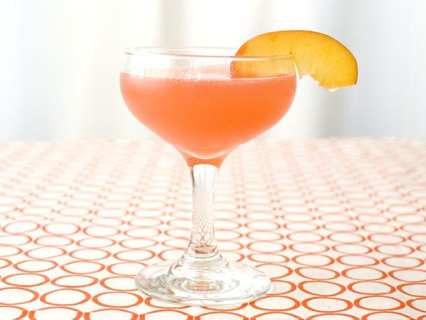 Perfect Peach cocktail