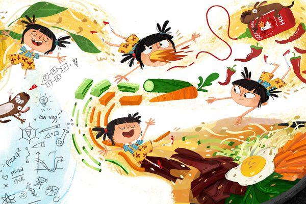 Food-Lab-Jr. Bibimbap primary