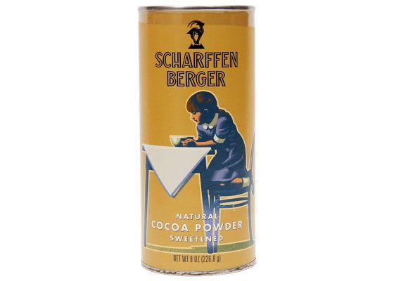 Scharffen-Berger Sweetened Natural Cocoa Powder