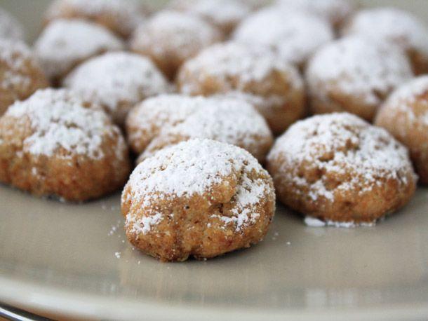 Spanish Lard Cookies (Polvorones)