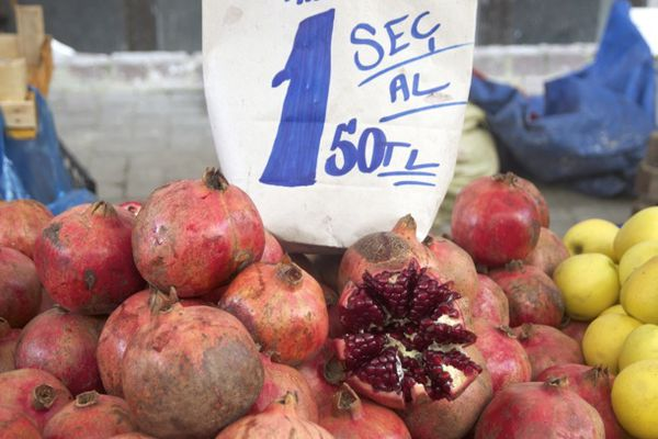 Pomegranate Anything
