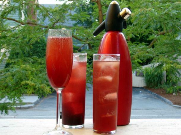 Rum Shrub cocktail