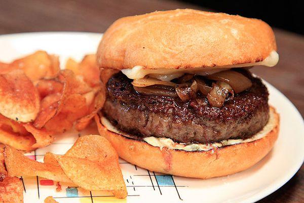 Mission Burger ($15)