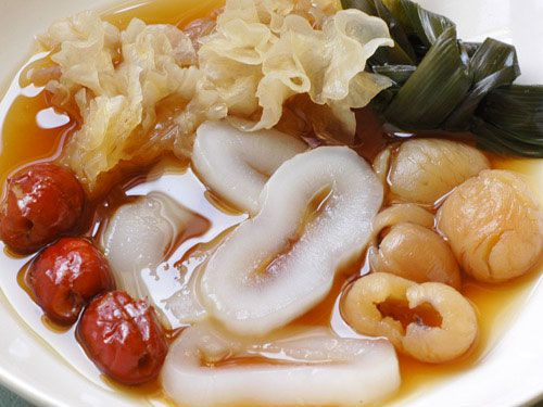 A bowl of tong sui