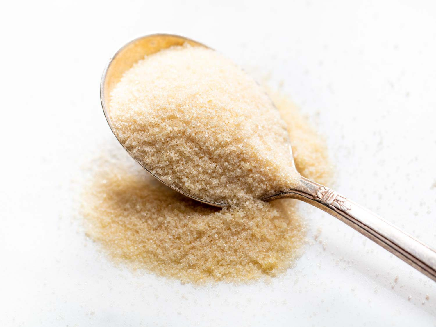 a spoonful of toasted sugar