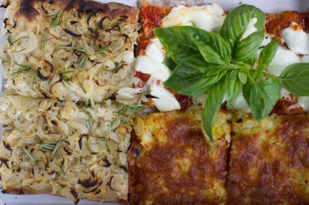 Roman Pizza al Taglio