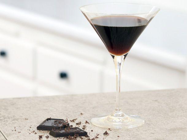 DIY Chocolate Liqueur