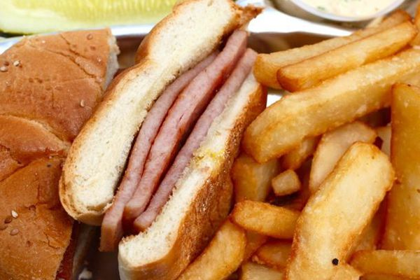Pork Roll from New Jersey