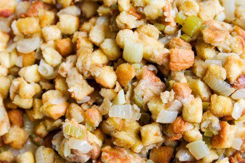 Storebought Stuffing: Martin's Potatobread Stuffing