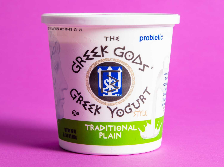 The Greek Gods Greek Yogurt.