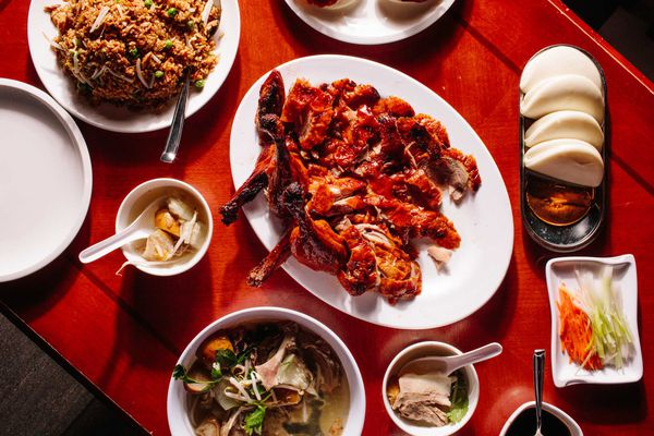 Chinese food in Chicago