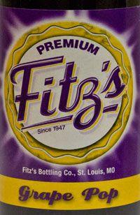 Fitz's grape soda