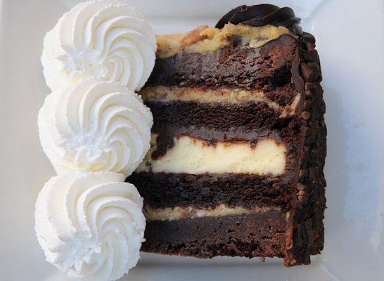 Chris' Outrageous Chocolate Cake