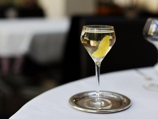 The Modern's Kina Cocktail