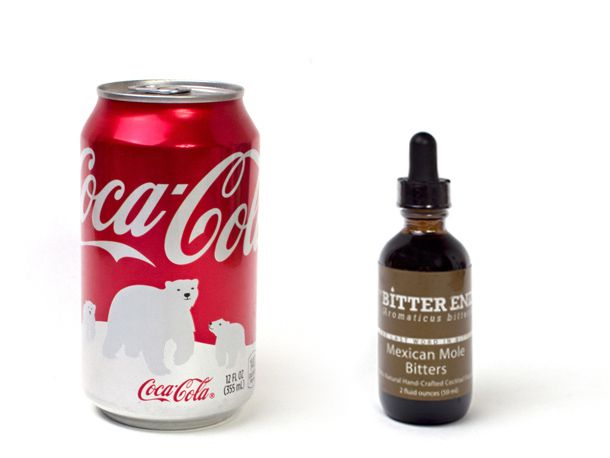 Coke and Mole Bitters